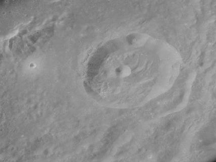 Another Crater - Apollo