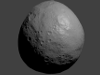 Asteroid Vesta (East)