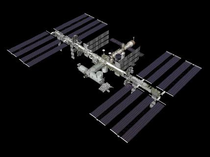 ISS (High Res)