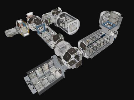 ISS (Internal) | 3D Resources