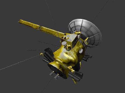 Cassini | 3D Resources